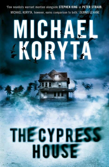 The Cypress House — UK Cover